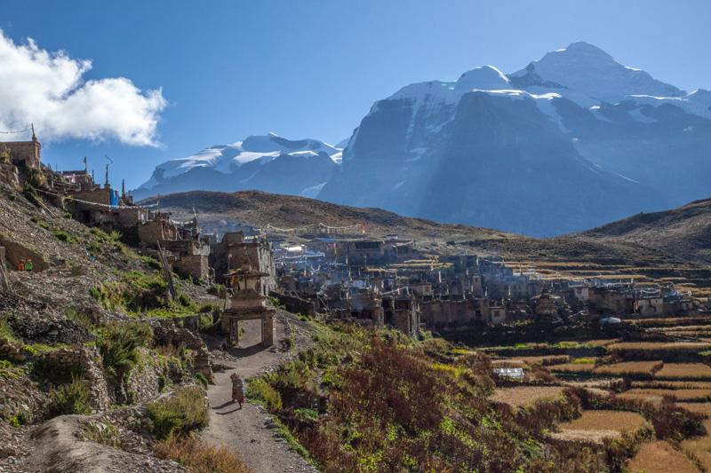 Village de Naar