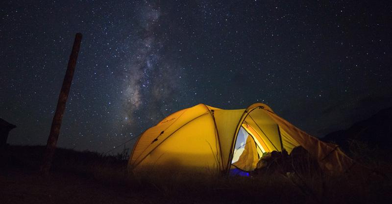 Tente Tribeni Trek